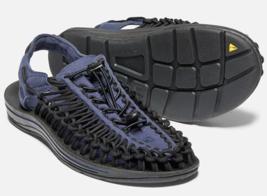 Keen Uneek Taglia US 9 M (D) Eu 42 Uomo Sport Sandali Scarpe Vestito Blu