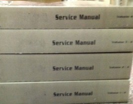 2016 GM Chevy City Express Service Shop Repair Workshop Manual Set NEW - $435.55