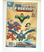 DC Super Friends #1 comic book + Zero Month sampler - $5.00