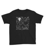 Basquiat Rammellzee and K-Rob Album Cover Artwork Youth T-Shirt - $18.76+