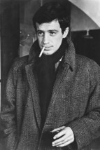 Jean-Paul Belmondo B&W Cigarette Cool Look 18x24 Poster - $23.99