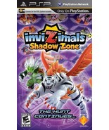 Invizimals 2: Shadow Zone - Sony PSP [Sony PSP] - $7.82