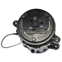 A-Team Performance HC5005C A/C Compressor Sanden SD-7 Type Aluminum Black image 9