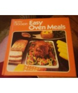 Betty Crocker's Easy Oven Meals Cookbook First Printing 1973 - $4.00