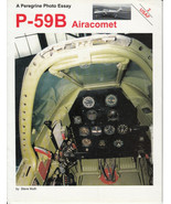 Peregrine A Detailed Photo Essay, P-59B Airacomet by Steve Muth, USAF 2 - $13.99
