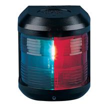 Aqua Signal Series 41 Bi-Color Side Mount Light - 25W - Black Housing [41100-7] - $83.75