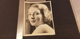 Connie O'Neil Singer 8X10 B&W Press Photo For Television Thursdays 1932 ... - $48.42