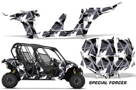 UTV Decal Graphic Kit Wrap For Can-Am Maverick MAX 1000R 4 Door 2017-2018 FORCE - $596.21