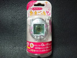Tamagotchi Plus Snow Pink BANDAI Japan Super Rare 2004 - $61.43