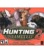 Hunting Unlimited 2 (Jewel Case) - PC [Windows] - $8.97