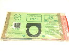 New Hoover Vacuum Cleaner Bags Type J Portable Slimline Constellation - 8 Bags image 3
