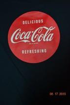 Coca Cola Coke Atlanta T-Shirt Delicious Refreshing Drink   Size XL - $15.45