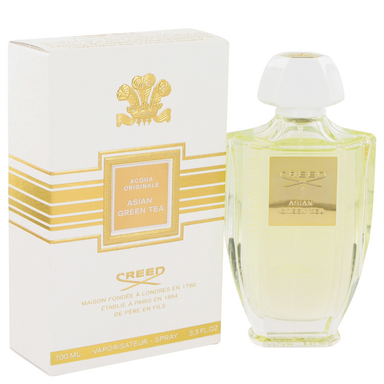 Creed asian green tea perfume
