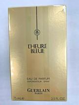 L HEURE BLEUE BY GUERLAIN 2.5 OZ EDP SPRAY SEALED BOX WOMEN - $79.99