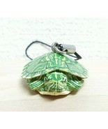 Kitan Club Nature Techni Colour RED EAR SLIDER TURTLE strap animal figure - £14.96 GBP