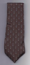 "Mens Geoffery Beene 100% silk Neck Tie 58"" long 3 1/2"" wide #6 Necktie - $9.50"