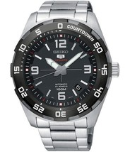 Seiko Mens Watch Seiko 5 Sports Automatic SRPB81K1 - $278.86