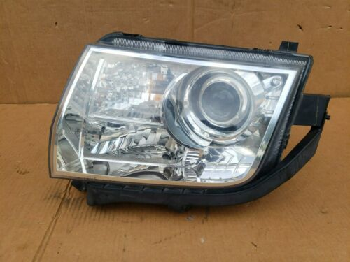 07-10 Lincoln MKX AFS Headlight Lamp Driver Left LH - POLISHED