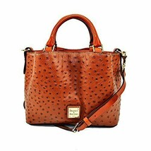 Dooney & Bourke Ostrich Mini Barlow Top Handle Bag - $258.00