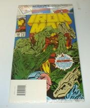 Marvel Comics Sealed 2 Pack. Ironman 293 &  Avengers West Coast 96 - $9.78