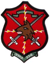 USMC VMA-324 Devildogs NEW!!! - $11.87