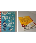 Dr. Seuss Yertle the Turtle and Other Stories Makes Reading Fun! 978-0-0... - $12.73