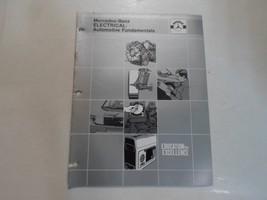 1983 Mercedes Benz Electrical Automotive Fundamentals Manual FACTORY OEM... - $20.01