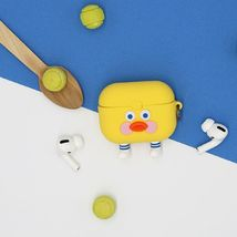 Romane Brunch Brother AirPods Pro Silicone Protective Case Cover (Yellow Duck) image 3