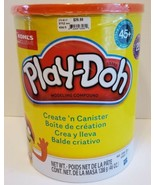 Play Doh Create N Canister 45+ Pieces, 20 Cans of Play-Doh - $24.75