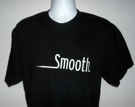 Mens Canadian Club Smooth Whisky T shirt Xlarge black - $17.38
