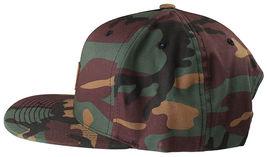 Akomplice Camo Black Flamingo Mob Est. 2004 Label Patch Snapback Baseball Hat NW image 5