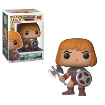 Masters of the Universe TV Series Battle Armor He-Man POP! Figure Toy #5... - €11,01 EUR
