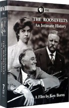 The Roosevelts An Intimate History, PBS Documentary by Ken Burns 7 DVD S... - $23.20