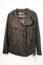 Guess Women's Size Small  Double Breasted  Dress Coat Jacket Jr's size - $29.70