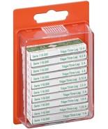 Assortiment de fusibles 5x20 - 100 pièces contenu: 10 valeurs 1 UN - 10 - $34.15