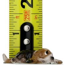 Hagen Renaker Dog Basset Hound Pup Lying Ceramic Figurine image 2