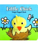 ImageBook Little Chick Finger Puppet Book - $18.00