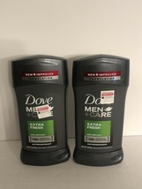 Dove Men+ Care Antiperspirant - Extra Fresh Scent 2.7 oz each Set Of 2 - $10.39
