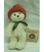 "Boyds Hats & Such Series GINGER MCPUNKIN TEDDY BEAR 6"" Plush STUFFED ANI... - $16.34"