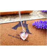 Mustard Seed Necklace Sterling Silver Chain Easter Mothers Day Gift Seed... - $5.76