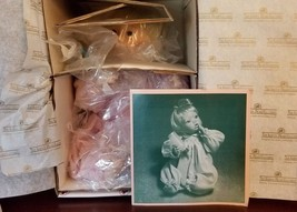 Ashton Drake Galleries All Gone Porcelain Baby Doll Hallmark collectible... - $14.85