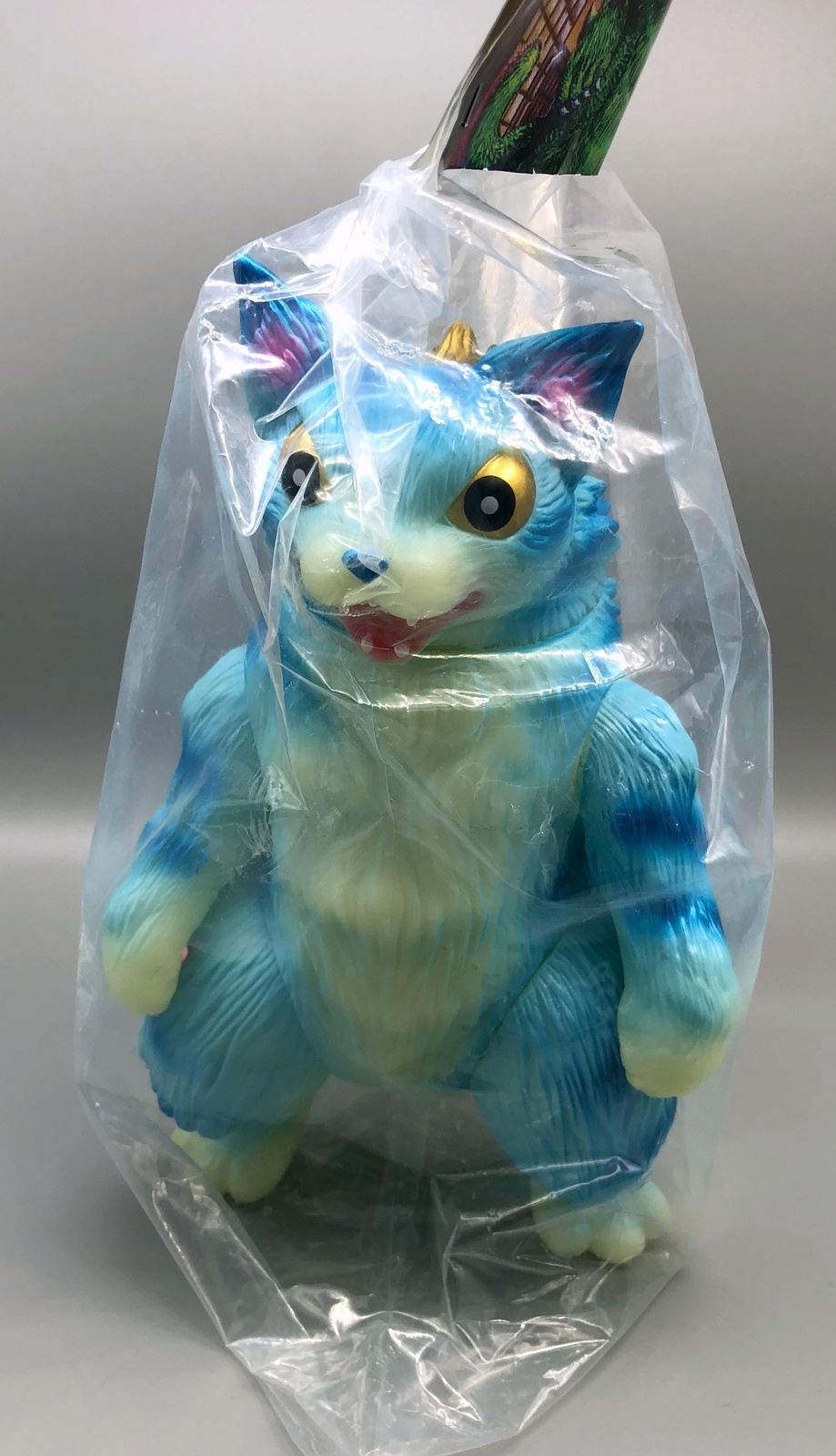MaxToy GID (Glow in Dark) Blue Stripe King Negora - Rare