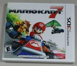 Mario Kart 7 Nintendo 3DS Complete w/ Case and Manual - $25.52