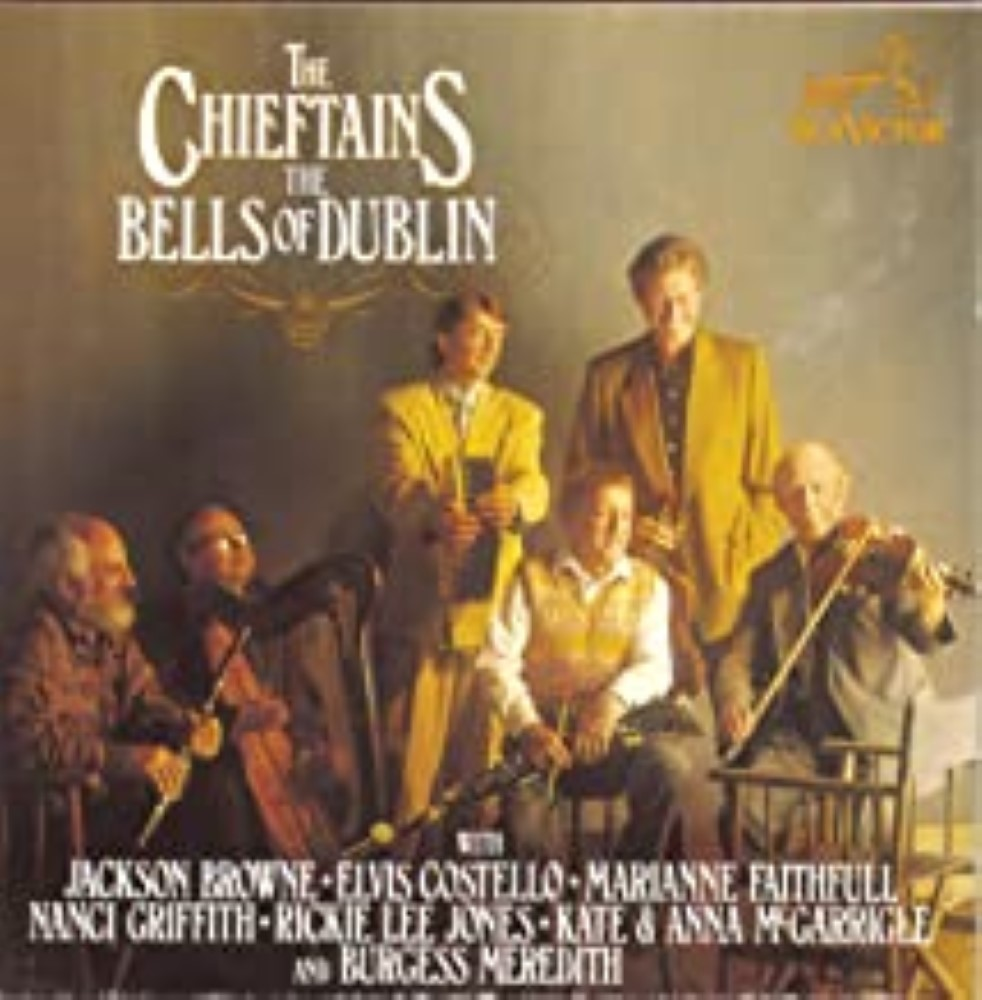The Bells of Dublin by The Chieftains Cd