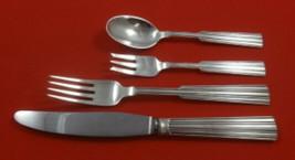 Else Marie by Orla Vagn Mogensen Danish Sterling Silver Dinner Setting(s... - $365.31