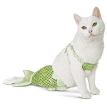 Kitty of the Sea Mermaid Costume - One Size Fits Most - Bootique for Cats - $3.99