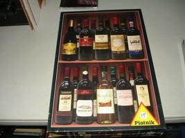 Piatnik 1000 Piece Puzzle - Wines - Brand New, Sealed - $17.81