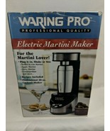 Waring Pro Professional Electric Martini Maker - $158.39
