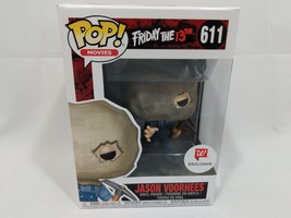 Jason Friday The 13th Funko Pop Film Figurine #611 Walgreen's Exclusif - $34.64