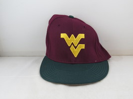 West Virginia Mountaineers Hat (VTG) - Pro Model by Roxxi - Fitted 7 3/8 - $55.00